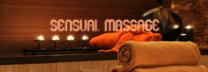 sensual massage london